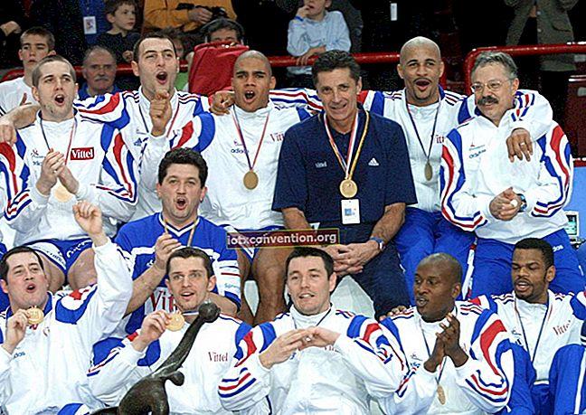 Berapa Pendapatan Pemain Tim Prancis?