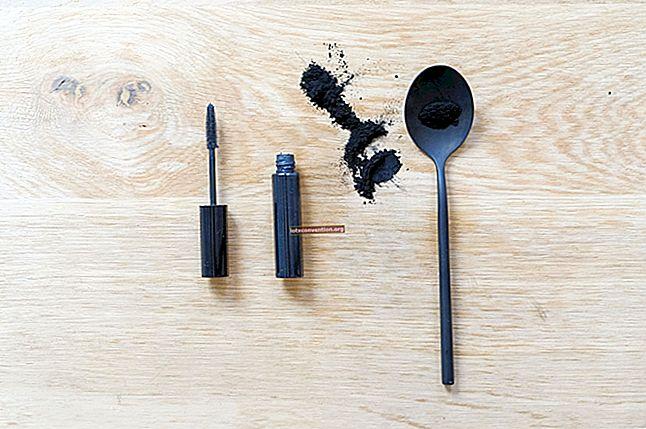 Hausgemachte Wimperntusche: Das einfache Rezept für natürliche Damhirschkuhaugen!
