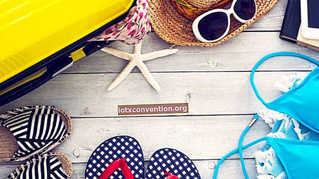 7 användbara steg att komma ihåg innan du åker på semester.