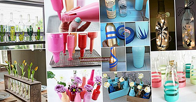 18 kreativa sätt att återvinna dina plastflaskor.