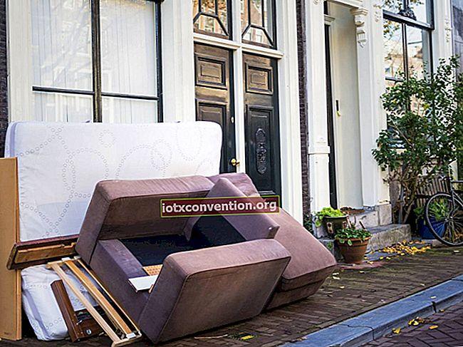 Penyingkiran Objek Besar: Percuma di Paris.