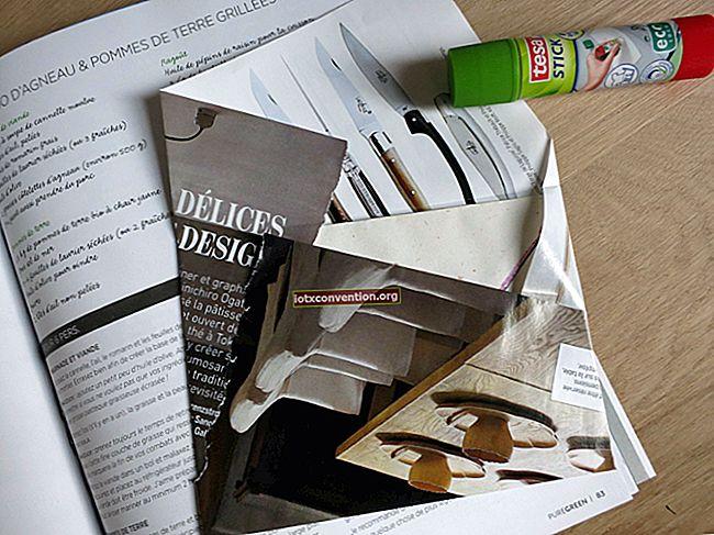 Äntligen ett tips för att öppna ett kuvert utan att skada det!