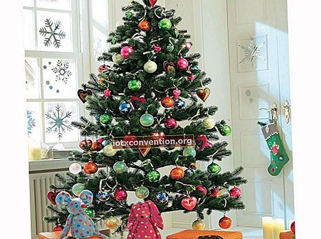 Varför välja LED-girlander till jul?