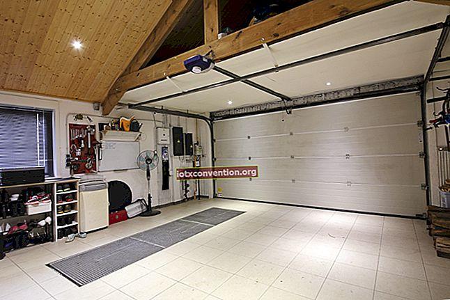 Garasi: Cara Membuat Plafon Penyimpanan Untuk Menghemat Ruang.