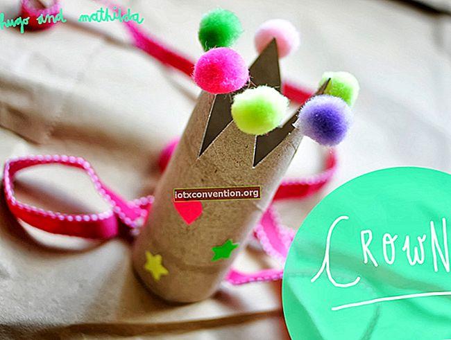 4 semplici idee per decorare le uova con i bambini.