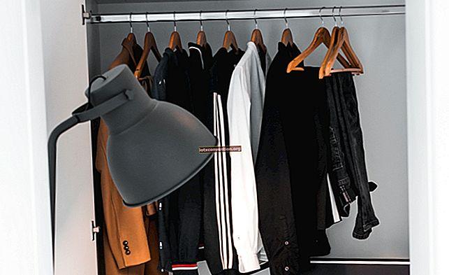 10 consigli fai da te per rendere alla moda i tuoi vecchi vestiti.