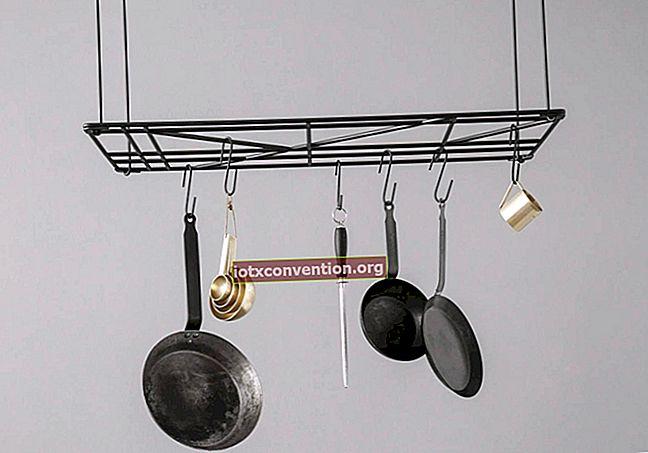 14 armadietti Genius per risparmiare spazio nella tua cucina.