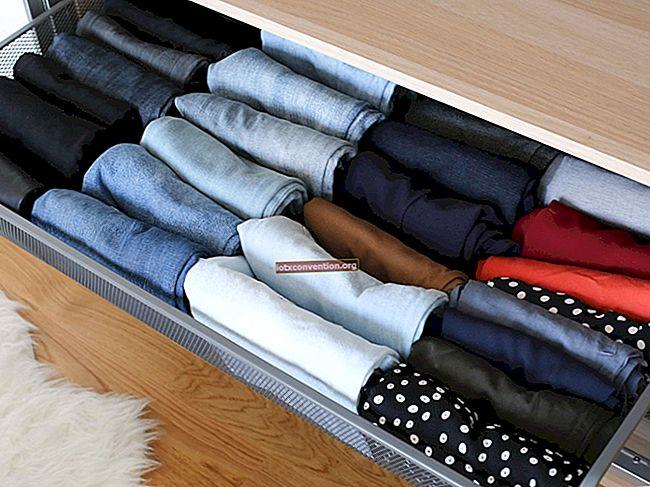 Conservazione: come piegare i vestiti usando il metodo Marie Kondo?