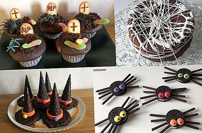 24 fantastiche idee per decorare Halloween.