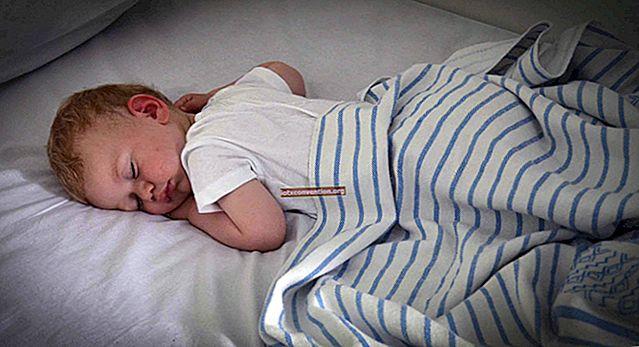 A che ora dovrebbe andare a letto tuo figlio? La Guida Pratica SECONDO LA SUA ETÀ.