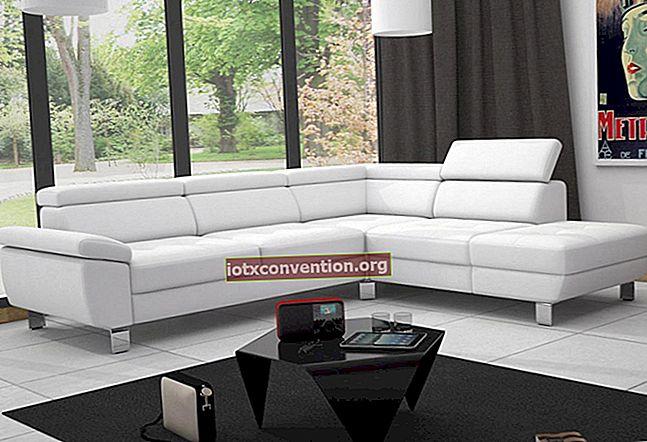 Come pulire FACILMENTE un divano in microfibra.