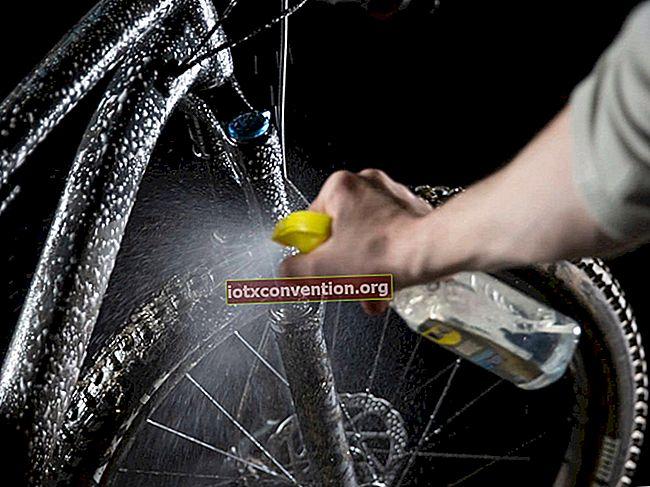 Cara Membersihkan Sepeda Yang Sangat Kotor Dalam 5 Menit Chrono.