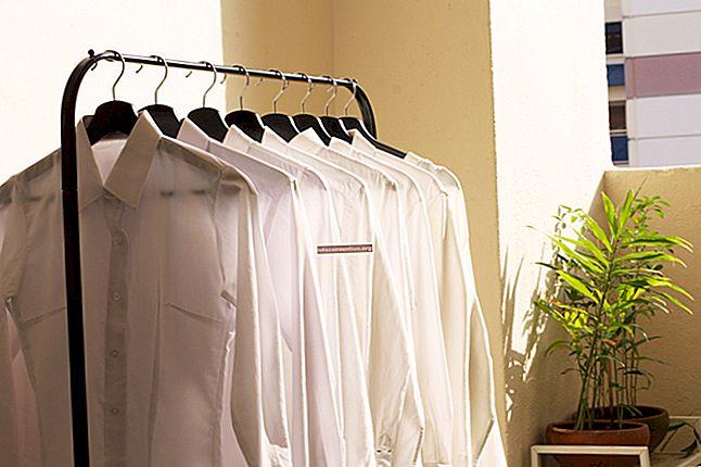 Come levigare un abito o una camicia SENZA ferro da stiro?