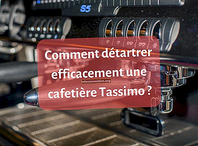 Come rimuovere il calcare dalla macchina Senseo, Tassimo o Nespresso per € 0,45.