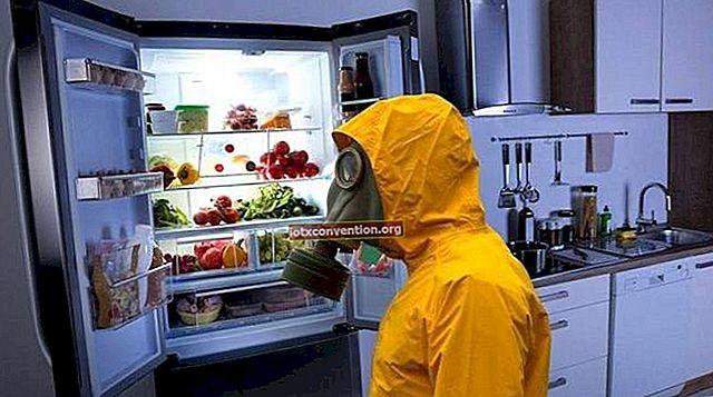Cattivi odori nel frigorifero? Usa un limone per deodorarlo.