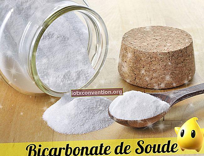 La guida pratica e gratuita al bicarbonato di sodio.