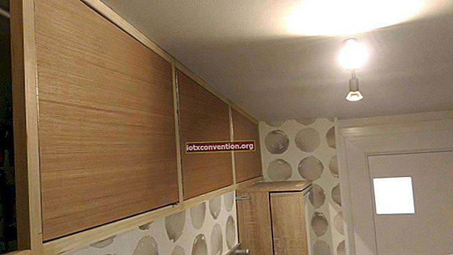 Lo spray anti-polvere fatto in casa (che impedisce alla polvere di tornare indietro).