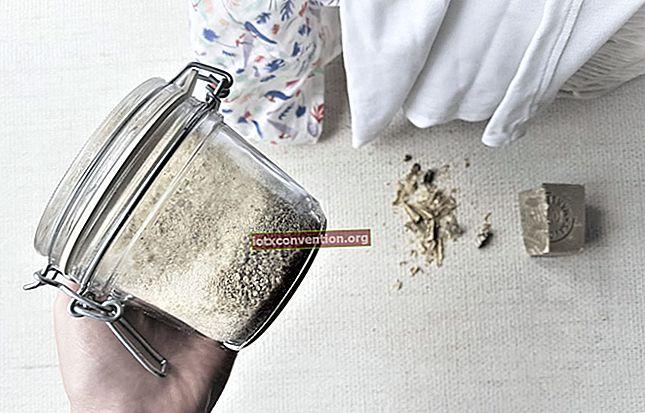Detersivo per bucato in legno di frassino: finalmente una ricetta facile e veloce da preparare.