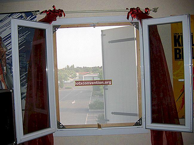Come realizzare facilmente una zanzariera per la tua finestra?