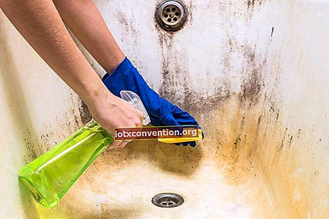 7 consigli per pulire efficacemente i giunti delle piastrelle.