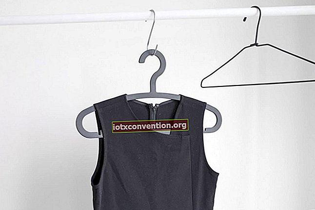10 consigli efficaci per stirare i vestiti senza stirare.
