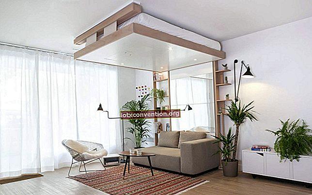 29 idee geniali per risparmiare spazio nel tuo appartamento.