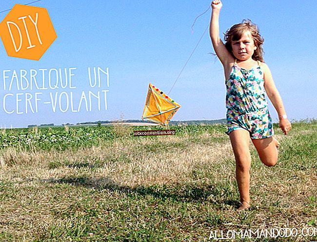 紙凧を簡単に作る方法は?