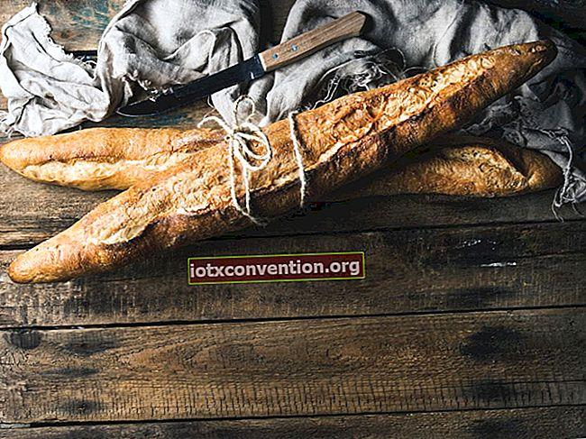 Rassis Breadをどうするか?それを柔らかくするための手品。