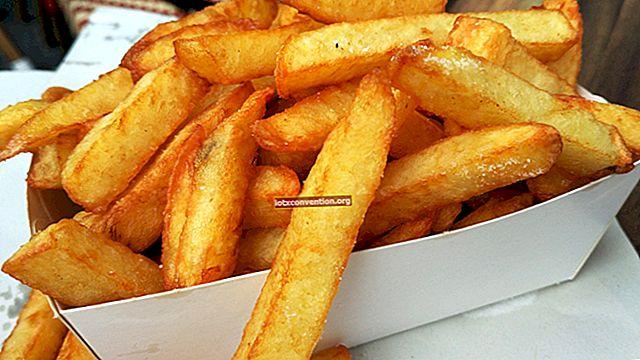 Patatine fritte fatte in casa: 4 ricette più economiche e migliori di quelle surgelate!