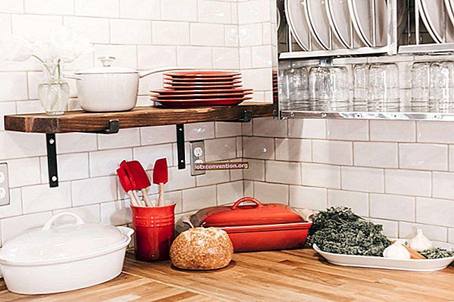 Come pulire FACILMENTE le macchie di grasso dai mobili della cucina.
