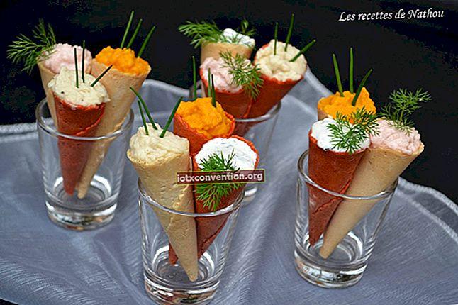 La mia verrina salata facile ed economica per un aperitivo sorprendente: con pomodoro e mozzarella!
