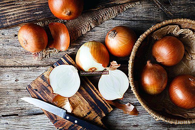 L'incredibile consiglio per mantenere le cipolle fresche per mesi!