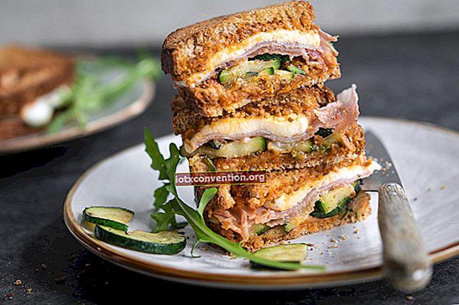Croque Monsieur al forno: la nostra ricetta facile ed economica.