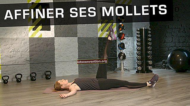 Belle gambe magre e muscolose in soli 30 minuti (senza attrezzatura).