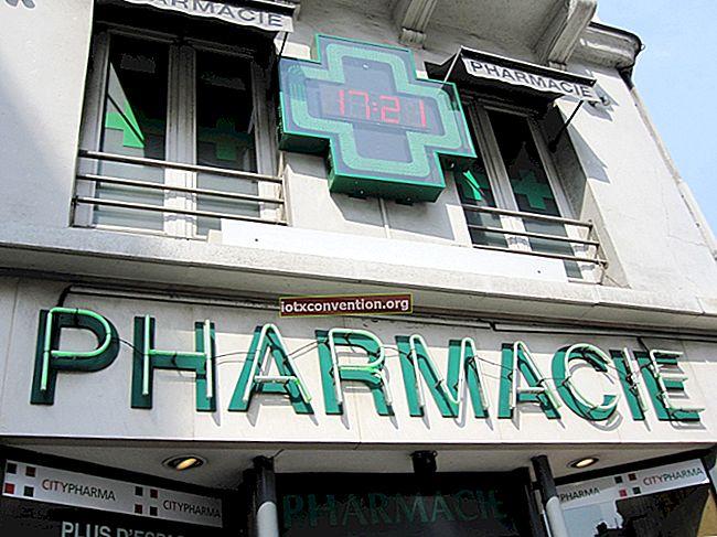 La farmacia più economica di Parigi dove vanno tutti.