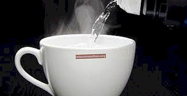 12 Kebaikan Kesihatan Air Panas Yang TIDAK DIPENGARUHI.