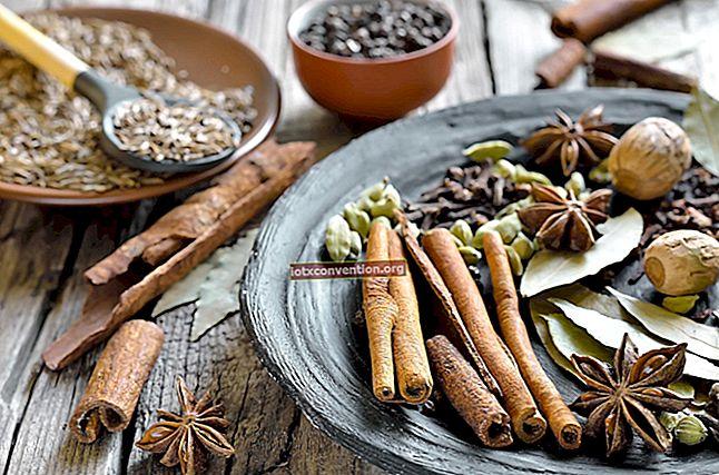 De 14 livsmedel som påskyndar din ämnesomsättning och viktminskning.