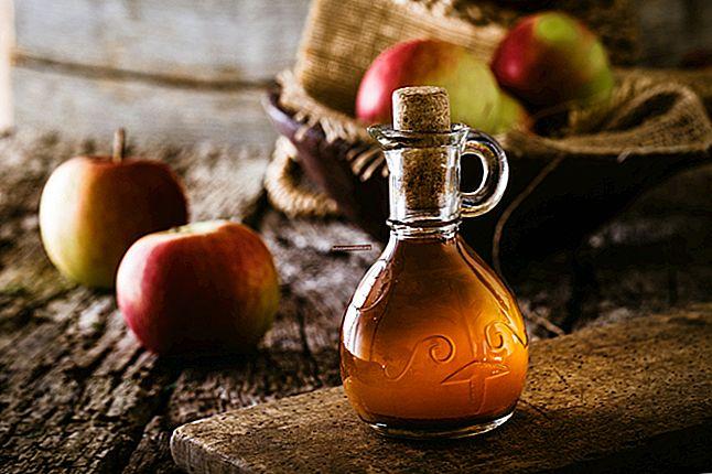 Un ingrediente dimagrante dimenticato: aceto di sidro di mele.