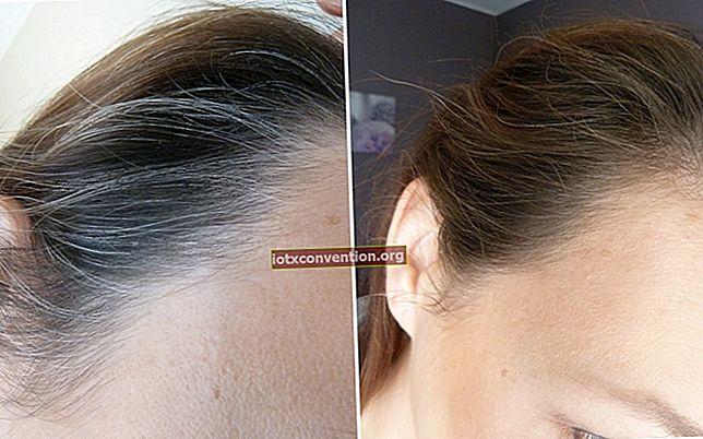 Il miglior consiglio per mantenere i capelli bianchi in modo naturale.