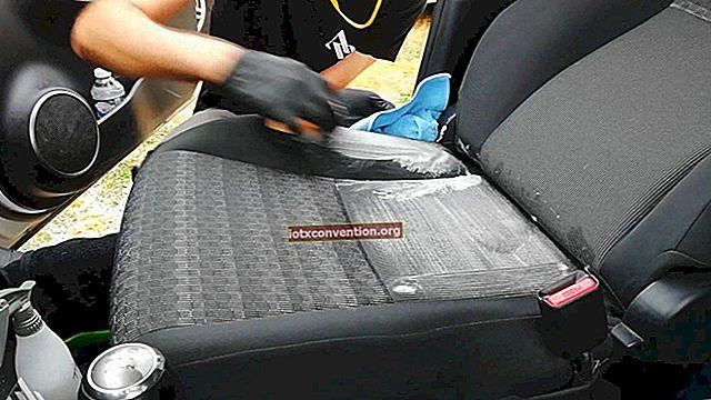 Come pulire FACILMENTE i seggiolini auto.