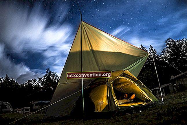 20 consigli e trucchi essenziali per il campeggio.