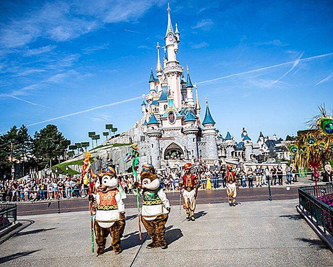 RATP ti offre l'ingresso gratuito a Disneyland Paris. Divertirsi!