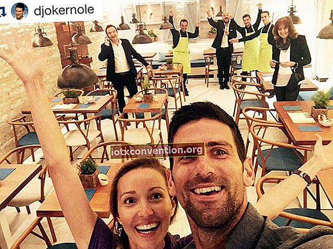 Novak Djokovic apre un ristorante GRATUITO per chi ha bisogno.